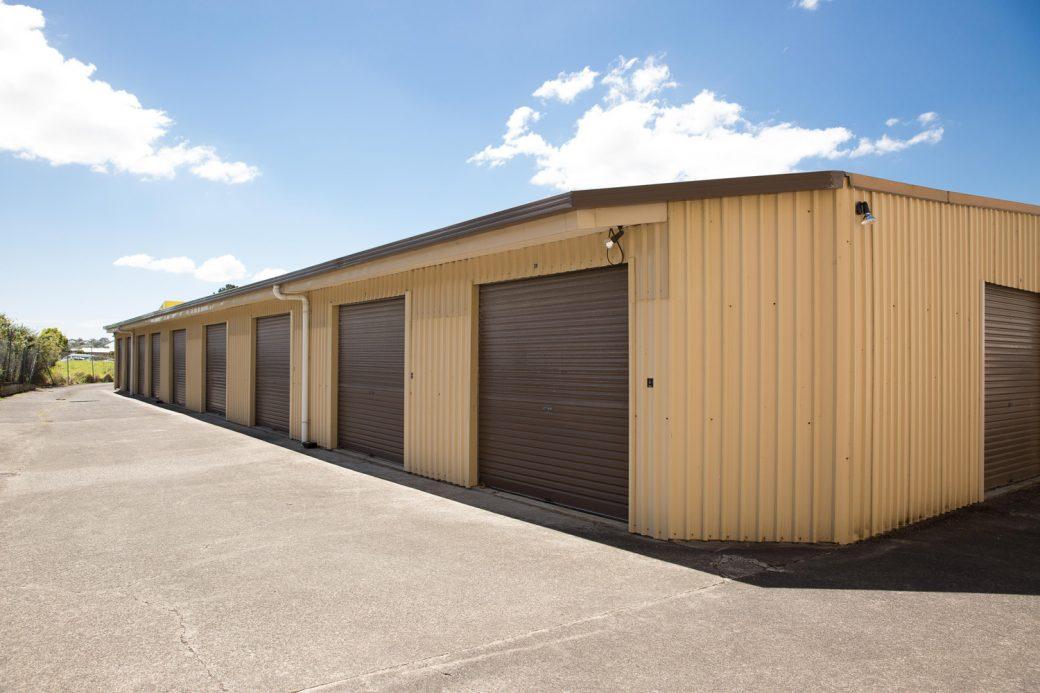 Storage Auckland Self Mini Storage All Safe Storage